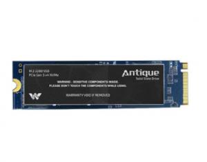 Walton WSD228PX4512 512GB NVMe M.2 SSD