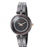 Anne Klein Crystal Accented Bangle Ladies Watch - AK3249GYRT