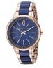ANNE KLEIN Resin Bracelet Dress Watch AK/1412RGNV