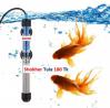 Aquarium Heater Fish Tank Heater Auto Thermostat 50W Adjustable Temperature Displayer Black