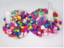 Aquarium Mixed Color Pebbles Decorative Stones (Pack of 2 )