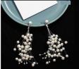 Artificial Pearl Earring - SL043
