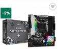 Asrock B450M Steel Legend AMD Motherboard