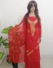 Block Print Cotton Salwar Kamiz - OP 106