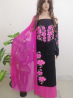Block Print Cotton Salwar Kamiz - OP 85