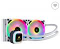 Corsair H100I RGB Platinum Se Aio Liquid Cpu Cooler