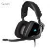CORSAIR HEAD PHONE VOID RGB ELITE USB Premium With 7.1 Surround Sound Carbon (AP) # CA-9011203-AP