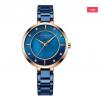 CURREN 9051 Quartz Bracelet Watch for Women – Blue