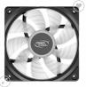 Deepcool RF 120 W White LED Casing Cooling Fan
