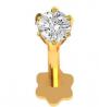 Diamond Nose Pin Big - 0.07CT