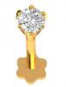 Diamond Nose Pin Medium - 0.03CT