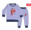 Dino Full Sleeve Tops & Pants for Kids - CLB 311 Product Code: M-694-112596