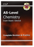 Edexcel AS Chemistry Revision Guide (CGP)