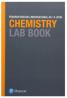 Edexcel International A Level Chemistry Lab Book