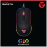 Fantech G10 Rhasta USB Gaming Mouse Black