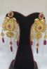 Gold Plated Earring – TC3