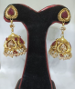 Gold Plated Earring – TC7