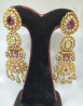 Gold Plated Earring - TC1