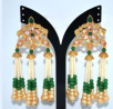 Gold Plated Earring - TR 797