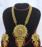 Gold Plated Necklace & Earring Set – TC11