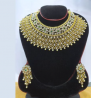 Gold Plated Necklace & Earring Set – TC14