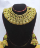 Gold Plated Necklace & Earring Set – TC20