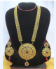 Gold Plated Necklace & Earring Set – TC29