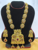 Gold Plated Necklace & Earring Set – TC4
