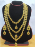 Gold Plated Necklace & Earring Set – TC9