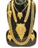 Gold Platted Jewelry Set - BK 37