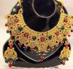 Jaypuri Metal Jarwa Necklace – BK 34