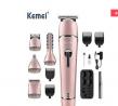 Kemei KM-1015 Professional 10 in 1 Super Multi-Grooming Kit Shaver Trimmer for Men