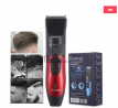 Kemei KM-730 Professional Trimmer - Red & Black