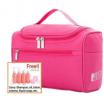 Makeup Organizer Box - Deep Pink