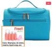 Makeup Organizer Box - Light Blue