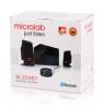 MICROLAB MULTIMEDIA BLUETOOTH SPEAKER WITH VOLUME CONTROL 2:1 # M200BT