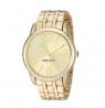 NINE WEST Gold-Tone Bracelet Watch for Women - NW/1578CHGB