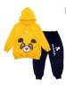 Panda Stylish Hoodie for Kids Dress Set - CLB 313