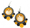 Paper Quilling Earring – AC03