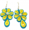 Paper Quilling Earring – AC04