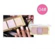 Pudaier Shining Highlighting Glow Kit (P1224) – Shade 04
