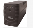 Real Power 650VA UPS Built-In AVR and Surge Protection