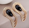 Rhinestones Earring - SL021