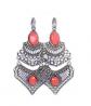 Silver Color Long Earring for Women – HT202
