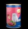 SmartHeart Cat Canned Tuna in Jelly 400gm
