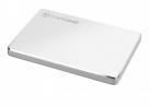 Transcend StoreJet TS2TSJ25C3S 2TB USB 3.1 Gen 1 Silver External HDD
