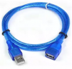 USB 2.0 Extension Extender Cable A Male to Female Cord Adapter 1.5M