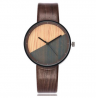 Vintage Wooden Watch – B98