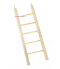 Wooden and Metal Ladder Toy for Bird