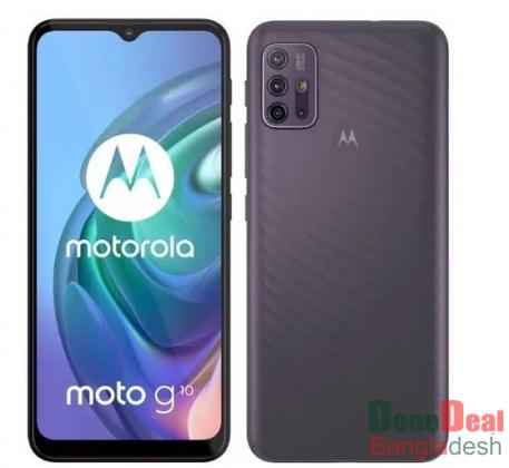 Motorola Moto G10 Power Full Specifications